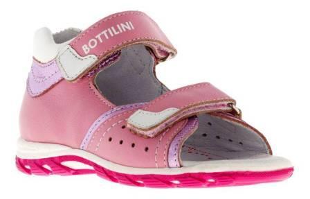 Bottilini SO-118(13) Сандалии цвет розовый (р.24-29) (поступление 19.04.2021г.) цена 2450руб.