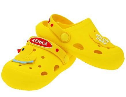 KENKÄ DGB_3305-1_yellow туфли летние (пляжные) (поступление 07.05.2021г.) цена 580руб.