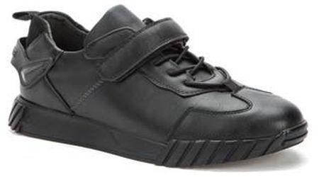 Tesoro 118617/02-01 черный детские (для мальчиков) полуботинки (поступление 27.07.2021г.) цена 2250руб.