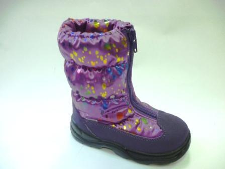 SKANDIA сапожки детские , цвет фиолетовый далмата(TuonoDalmata_Purple),  размер 25-29, (Арт. 8462R) (поступление 24.09.2019г.)  цена  4800руб.