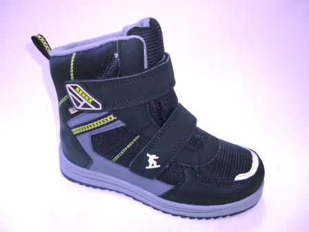 KENKA  EVG_407_black ботинки   (поступление 24.09.2019г.)  цена  2250руб.