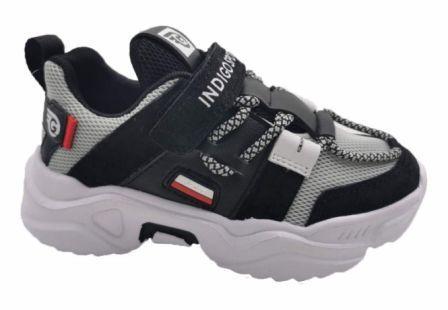 """INDIGO KIDS 90-402B/10 П/ботинки детские TM""""INDIGO KIDS""""Чёрный, (33-37) (поступление 13.08.2020г.) цена 2150руб."""