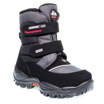 SKANDIA ботинки детские , цвет черный амаркорд(TuonoAmarcordBaltico_Black),  9311R черный амаркорд (поступление 08.09.2020г.) цена 6200руб.