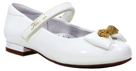 KAPIKA Туфли (белый) 26-30  22560п-1 (поступление 07.12.2020г.) цена 1820руб.