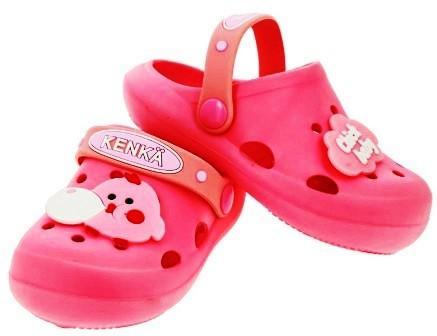 KENKÄ DGB_3305-1_pink туфли летние (пляжные) (поступление 15.02.2021г.) цена 580руб.