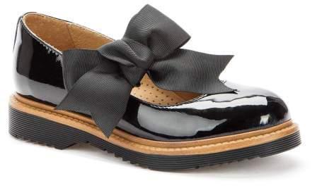 BETSY 918303/01-15 черный детские (для девочек) туфли (поступление 27.07.2021г.) цена 2100руб.