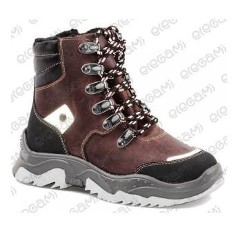 Elegami 52509-21, Ботинки для мальчиков, арт. 5-525092115 (31-37) (поступление 16.09.2021г.) цена 4600руб.