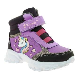 KENKÄ ДЕМИ KQJ_52061-2_violet ботинки (поступление 27.09.2021г.) цена 2400руб.
