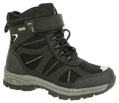KENKÄ Зима ADK_917140_black ботинки (поступление 30.09.2021г.) цена 4300руб.