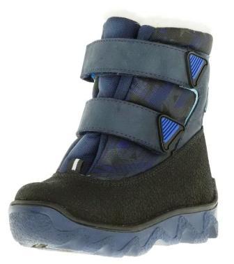Bottilini Деми BL-275(24) Ботинки цвет темно синий (байка) (р.23-30) (поступление 25.09.2021г.) цена 2990руб.