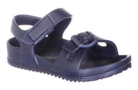 KAPIKA Туфли летние р.30-35  83145-2 (т.синий) (поступление 31.05.2021г.) цена 700руб.
