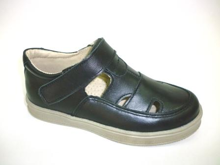 Фома  311291 черный Туфли дошкола  (поступление 06.08.2019г.)  цена  1950руб.