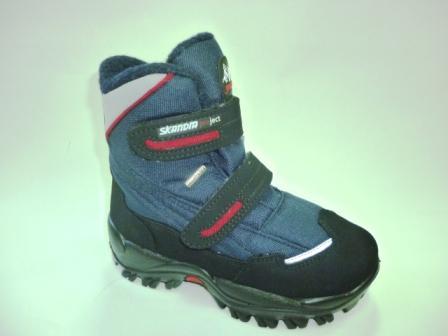 SKANDIA  ботинки детские , цвет синий амаркорд(TuonoAmarcord_BlackBlue),  размер 29-34, (Арт. 9310R)  (поступление 24.09.2019г.)  цена  5300руб.