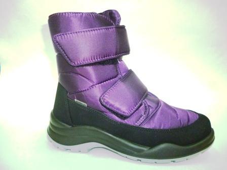 SKANDIA ботинки детские , цвет фиолетовый динамик(TuonoDinamic_BlackPurple),  размер 36-37,  (Арт. 1501R) (поступление 22.10.2019г.)  цена  5500руб.