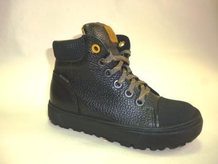 Лель  м 3-1560 Ботинки дошкольные байка (черный)  (поступление 29.02.2020г.)  цена  3200руб.
