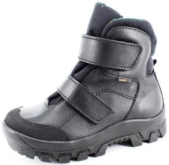 Лель м 3-1671 Ботинки дошкольные байка (черный)  (поступление 24.08.2020г.) цена 3750руб.