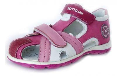 Bottilini  SO-138(5) Сандалии цвет розовый (р.30-34) (поступление 19.04.2021г.) цена 2700руб.