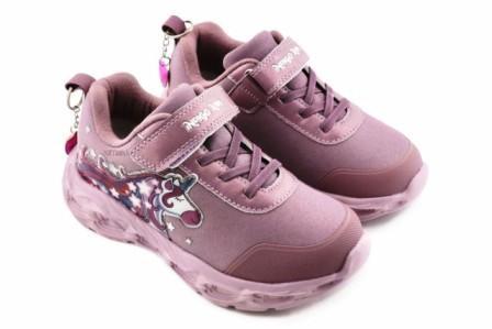 """П/ботинки детские TM""""INDIGO KIDS"""" р. 28-32,  91-003B/10 розовый (поступление 07.05.2021г.) цена 2300руб."""