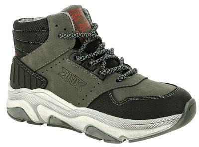 KENKÄ  FOT_296-07_grey ботинки (поступление 27.08.2021г.) цена 2700руб.