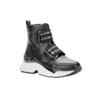 BETSY ДЕМИ 918347/05-01 черный  ботинки (поступление 21.09.2021г.) цена 3200руб.