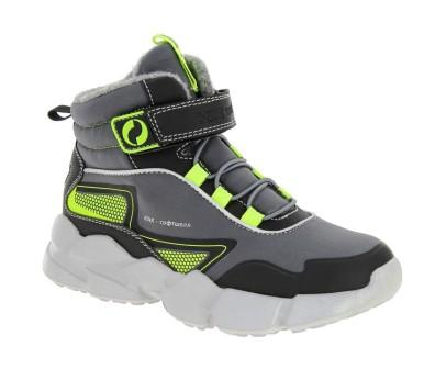 KENKÄ ДЕМИ KQK_52067_grey ботинки (поступление 27.09.2021г.) цена 2550руб.