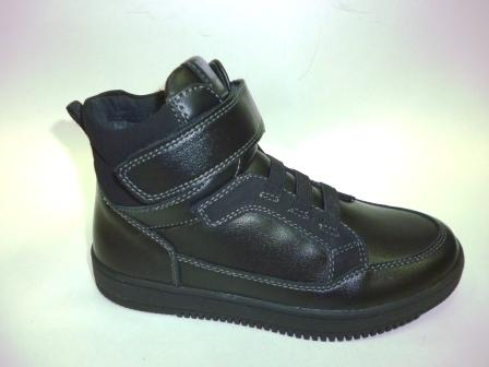 KENKÄ   GIV_3233_black ботинки  (поступление 27.08.2019г.)  цена  2250руб.