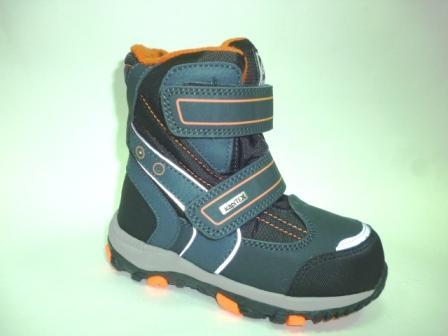 KAPIKA  Ботинки текстиль (т.синий-оранжевый) р.28-32  42290-2 (т.синий-оранжевый) (поступление 28.10.2019г.)  цена  2900руб.