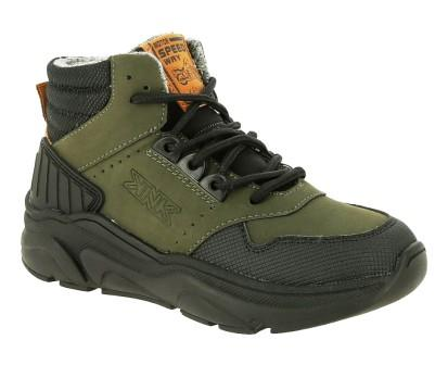 KENKÄ FOT_296-07_khaki ботинки (р.31-36) (поступление 25.08.2020г.) цена 2500руб.