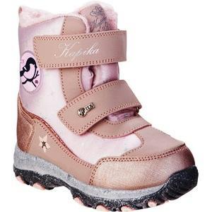 KAPIKA  Ботинки (розовый) р.25-29  42321-2  (поступление 25.09.2020г.) цена 2990руб.