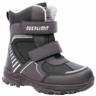 KAPIKA  Ботинки (черный) 33-37  43407-1 (поступление 09.10.2020г.) цена 3300руб.