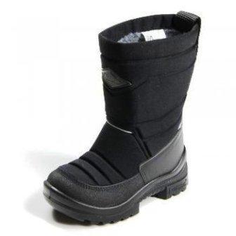 KUOMA 1203 03 Putkivarsi сапоги детские утепленные, черный (30-35) (поступление 19.10.2020г.) цена 5290руб.