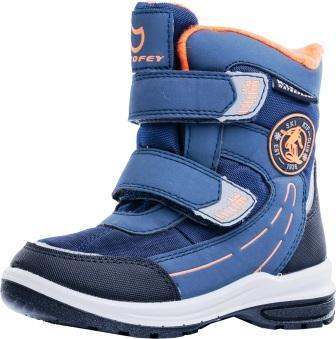 КОТОФЕЙ  654972-41 син-ора ботинки школьные комбинирован., 32-35 (поступление 30.10.2020г.) цена 3400руб.