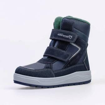 КОТОФЕЙ 754954-42 синий ботинки школьно-подростковые Комбинирован., 36-40 (поступление 20.11.2020г.) цена 3700руб.