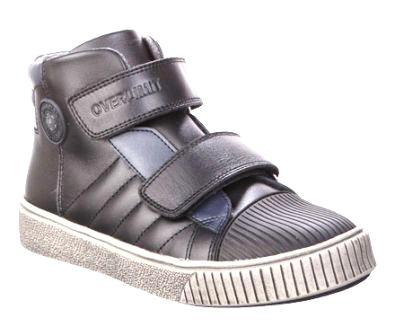KAPIKA Ботинки р.34-37, 53306у-2 (черный-синий) (поступление 20.03.2021г.) цена 3990руб.