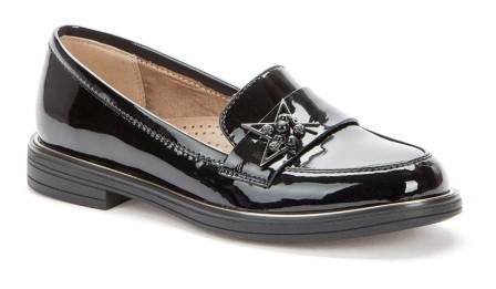BETSY 918307/07-01 черный детские (для девочек) туфли (поступление 27.07.2021г.) цена 2200руб.