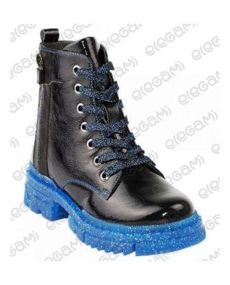Elegami 52502-21, Ботинки для девочек, арт. 5-525022103 (31-36) (поступление 16.09.2021г.) цена 4300руб.