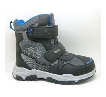 KENKÄ Зима EZM_45-118_black ботинки (поступление 30.09.2021г.) цена 3350руб.