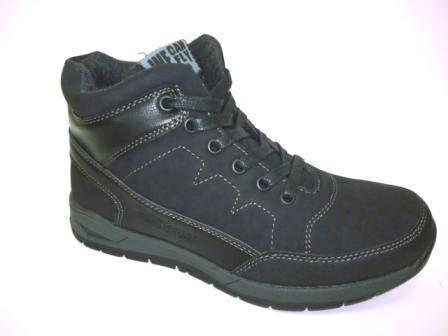 KENKÄ KYF_1028_black ботинки (поступление 22.08.2019г.)  цена  1990руб.