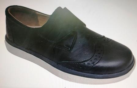 411913 Туфли школьные кожа черный к/п тэп ФОМА (32-37)   (поступление 17.08.2020г.) цена 2290руб.
