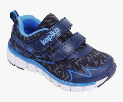 KAPIKA Обувь для активного отдыха р.23-27  артикул 71277с-2 (синий) (поступление 26.04.2021г.) цена 2400руб.