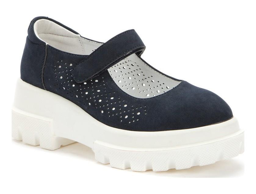 KEDDO 518276/06-01 синий детские (для девочек) туфли (поступление 27.07.2021г.) цена 2350руб.
