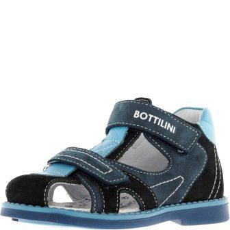 Bottilini SO-096(8) Сандалии цвет сине-голубой (р.23-26) (поступление 30.07.2021г.) цена 2590руб.