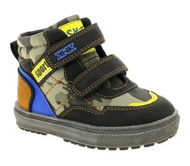 KENKÄ  FRH_191-35_black ботинки (поступление 27.08.2021г.) цена 2200руб.