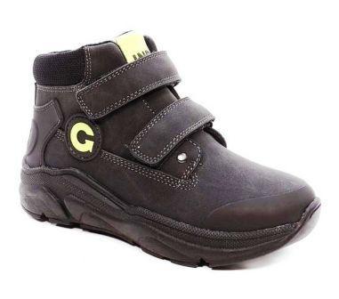 INDIGO KIDS 55-0026B/12 Ботинки детские (чёрный, р.31-37)  (поступление 11.09.2021г.) цена 2600руб.