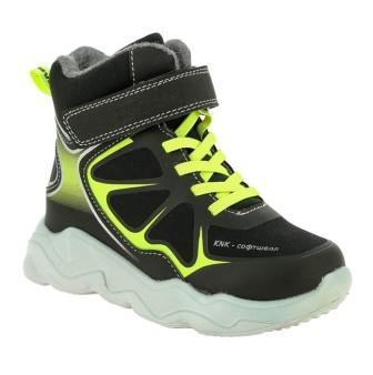 KENKÄ Деми KQI_52060-2_black ботинки (поступление 30.09.2021г.) цена 2400руб.