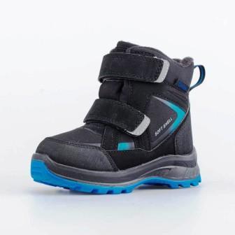 КОТОФЕЙ 654835-43 черный ботинки школьные, р.32-35 (поступление 08.10.2021г.) цена 3600руб.