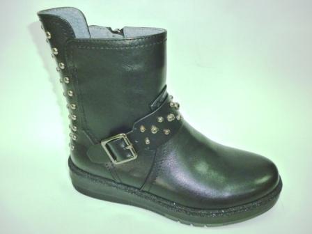 KENKÄ TAY_5237-26_black ботинки (поступление 22.08.2019г.)  цена 2490руб.