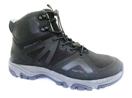 KAPIKA  Ботинки (черный) 37-40  44224лс-1  (поступление 14.09.2020г.) цена 3600руб.
