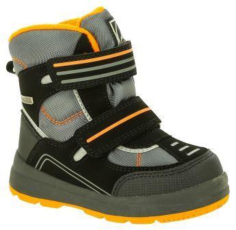 KENKÄ PTB_1963_black-grey ботинки (р.25-30) (поступление 25.09.2020г.) цена 3200руб.