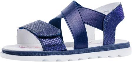 КОТОФЕЙ 524055-23 синий туфли летние дошкольно-школьные  (поступление 18.06.2021г.) цена 2100руб.